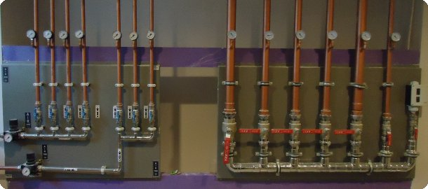 Central Medical Gas Supply Systems